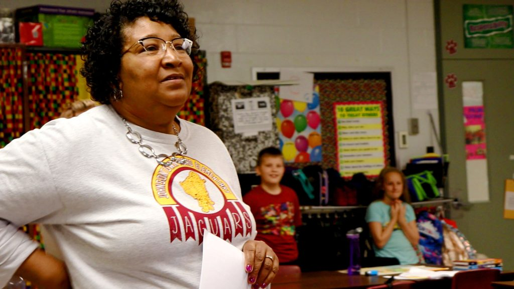 Shirley Montgomery - Hero of Education