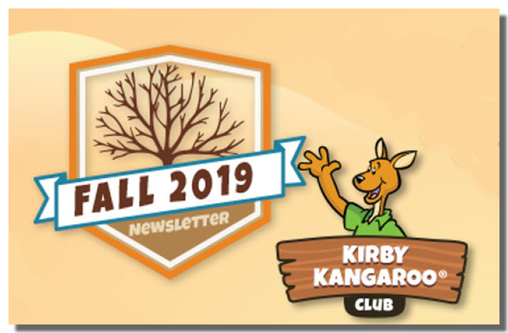 Fall Kirby Newsletter Image