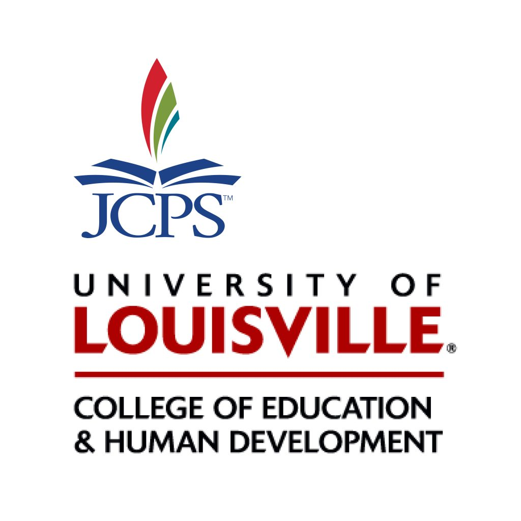 JCPS & University of Louisville College of Education logo