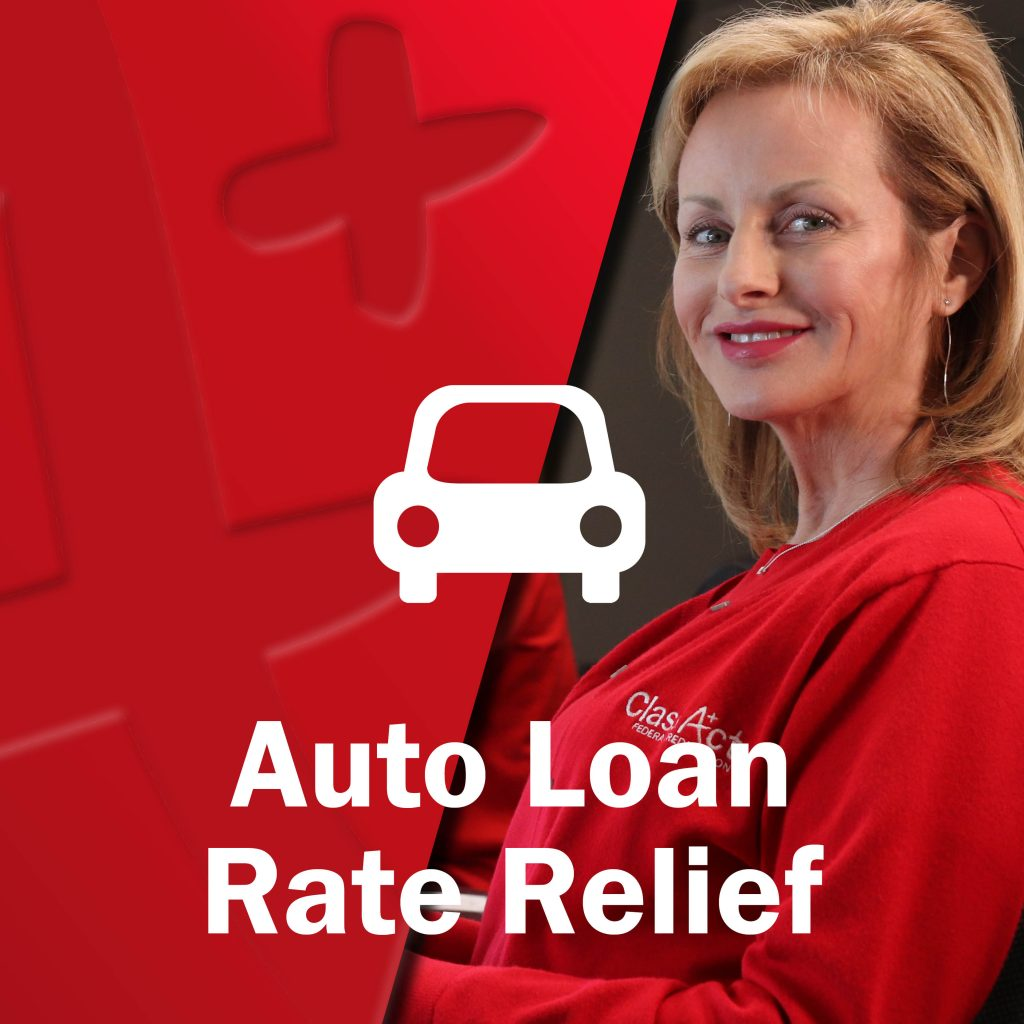 Auto Loan Rate Relief