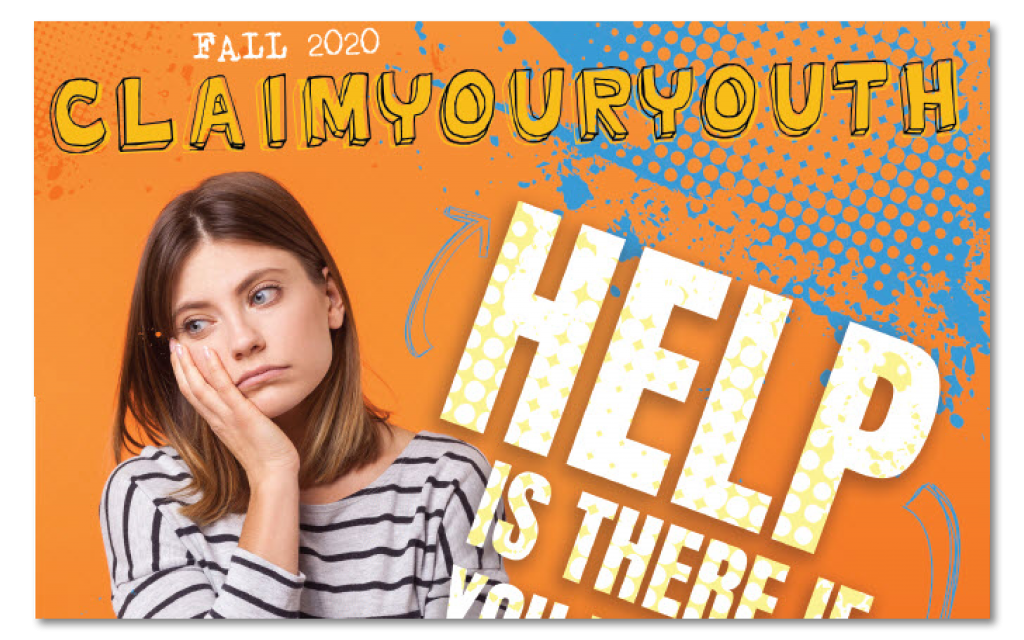 Claim Your Youth Fall 2020 Newsletter